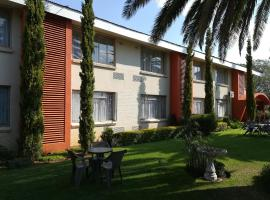 Hotel near Welkom