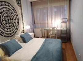 Hotel fotoğraf: Apartamento acogedor wifi+plaza garaje