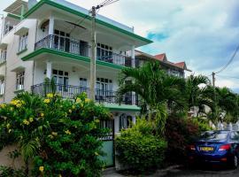 Фотография гостиницы: Aptt Vacances Soleil & Loisirs