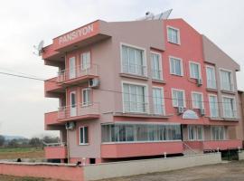 Hotel near Чанаккале