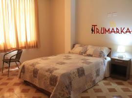 Hotel fotografie: Hostal Trumarka