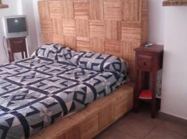 Hotel fotoğraf: Habitaciones en Casa Particular Retamar