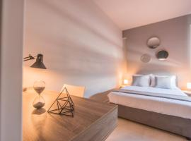 Hotel photo: Luxury Patra City Studio