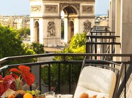 A picture of the hotel: Radisson Blu Champs-Elysées, Paris