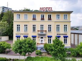 Hotel photo: Hotel Altberesinchen - Frankfurt/Oder