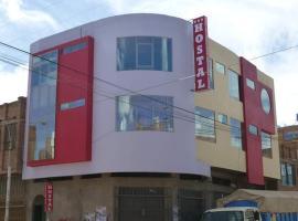 A picture of the hotel: Zumaki