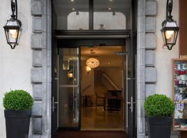 Hotel photo: Hotel The Originals Lourdes Astoria Vatican