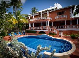 Hotel photo: Mirage - Scenic Seaside Villa with 7 Spacious Bedrooms