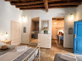 Hotel photo: Gavrion's Nest - Premium Cycladic Studio