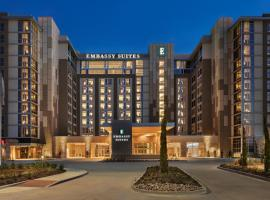 Hotel photo: Embassy Suites By Hilton Denton Convention Center