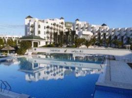 Hotel photo: Novostar Nahrawess Thalasso Resort and Aquapark
