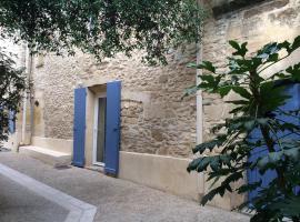 Hotel photo: Maison de village du sud en pierre