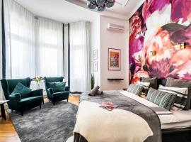 מלון צילום: BpR True Colors of Art Apartment