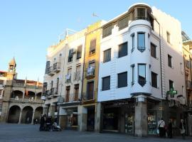 Hotel photo: Plasencia Plaza Mayor Luxury