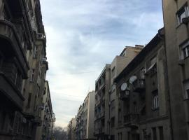 Hotel near Belgrad