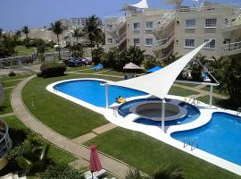 מלון צילום: Pent House Acapulco Diamante Markis K 31