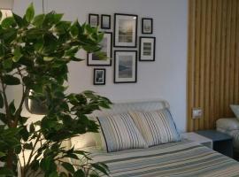 Hotel photo: El Portazgo Restaurante Hostal La Cisterniga