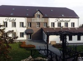 Hotel near Orgiejów