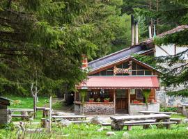 Hotel near Sieben Rila-Seen