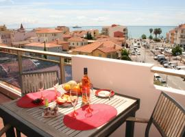 A picture of the hotel: Appartement l'Etoile de Mer