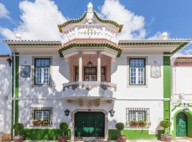 酒店照片: Villa Estefânia