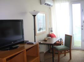 A picture of the hotel: Condado Lagoon Villa Apt