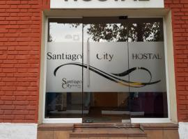 Hotel Photo: Santiago City Hostel