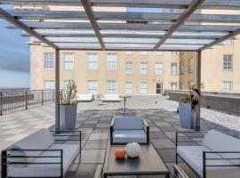 Hotel Foto: Bluebird Suites near AutoZone Park