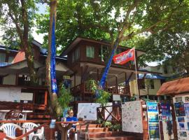 A picture of the hotel: Quiver Dive Team Perhentian Dorm