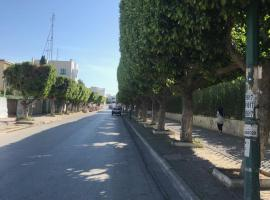 Hotel near Tunézia