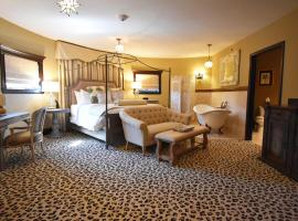 Hotel photo: The Detroit Club Hotel