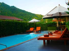 A picture of the hotel: Simply Resort By Metadee