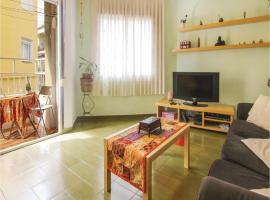 Hotel photo: Three-Bedroom Apartment in Calella