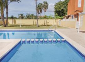 Hotel photo: Three-Bedroom Holiday Home in Mar de Cristal