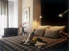 Hotel photo: Andromeda Boutique Hotel