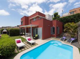 酒店照片: Spectacular Villa With Private Pool