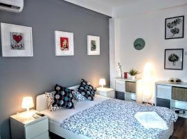 Hotel Photo: Central Bright Modern Studio
