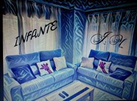 Фотография гостиницы: Apartamento Infante Juan Manuel