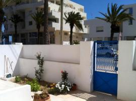 Hotel photo: L'espadon de Mahdia - Maison avec petit jardin