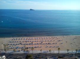 ホテル写真: First Line, Levante Beach