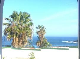 酒店照片: Mar y relax en Playa del Hombre