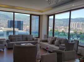Фотографія готелю: Stars View Bursa
