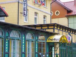 Hotel photo: Hotel Alga