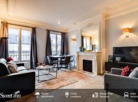 Hotel photo: Sweet Inn -Place des Victoires