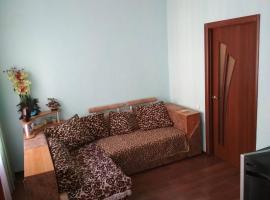 Hotel photo: Миленькая небольшая квартирка в центре 3 минуты до Дерибасовской