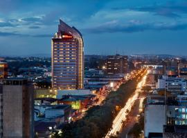 Hotel photo: Hilton Garden Inn Lusaka Society Business Park