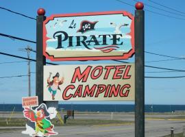 Hotel photo: Motel & Camping Le Pirate