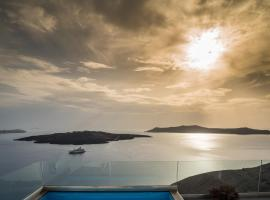 Hotel photo: Kratiras View Luxury Suites