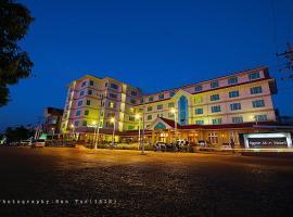 Hotel near Mawlamyaing