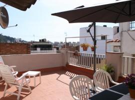 Hotel fotoğraf: Casa En Blanes